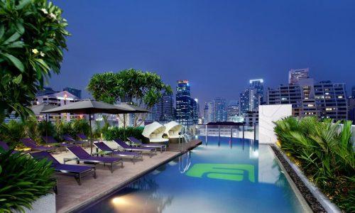 אלופט בנגקוק aloft bangkok