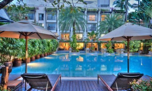 בוראסארי פוקט Burasari Phuket resort & spa