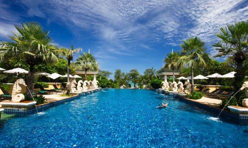 גרייסלנד ריזורט אנד ספא Phuket graceland resort and spa