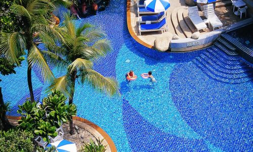 דה רויאל פרדייז הוטל אנד ספא the royal paradise hotel & spa