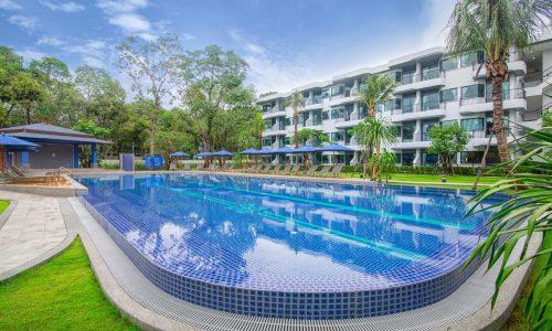 הולידיי אין אקספרס קראבי Holiday Inn Express Krabi Ao Nang Beach