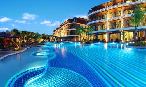 הולידיי אין קראבי Holiday Inn Resort Krabi Ao Nang Beach