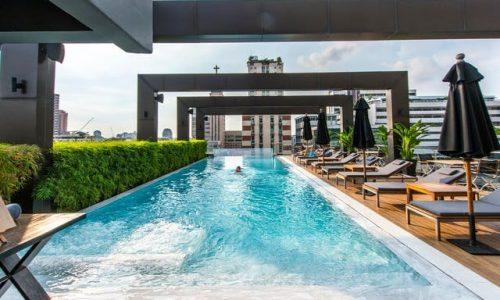 וי בנגקוק VIE Hotel Bangkok – MGallery by Sofitel