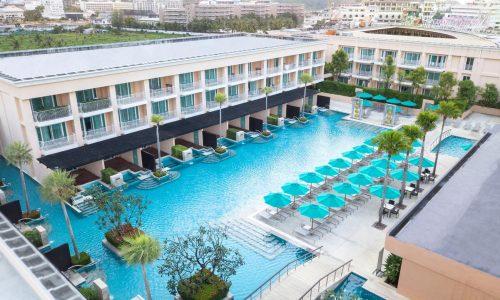 מילניום פאטונג Millennium resort patong phuket