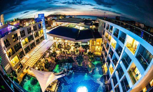 מלון דה קי the kee resort & spa
