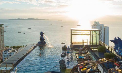 סיאם סיאם דיזיין פטאיה Siam@Siam Design Hotel Pattaya