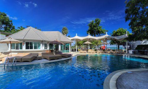 פטאיה דיסקברי ביץ Pattaya Discovery Beach Hotel