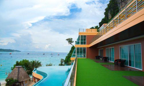 פי פי קליף Phi Phi Cliff Beach Resort