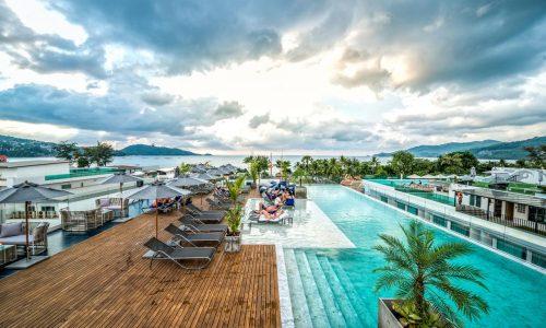 קלובר פאטונג פוקט hotel clover patong phuket