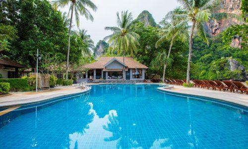 ריילי ביי Railay Bay Resort & Spa