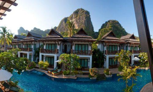 ריילי ווילג Railay Village Resort