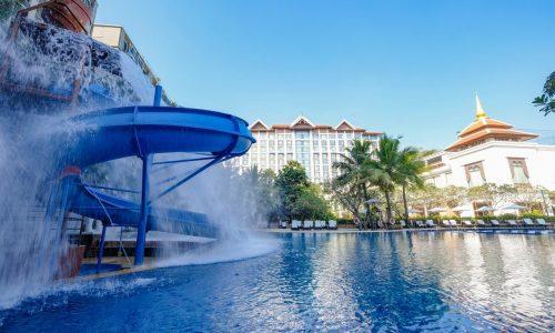 שנגרי לה Shangri-La Hotel, Chiang Mai