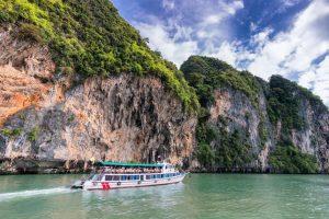 מעבורות בתאילנד זמנים ומחירים
