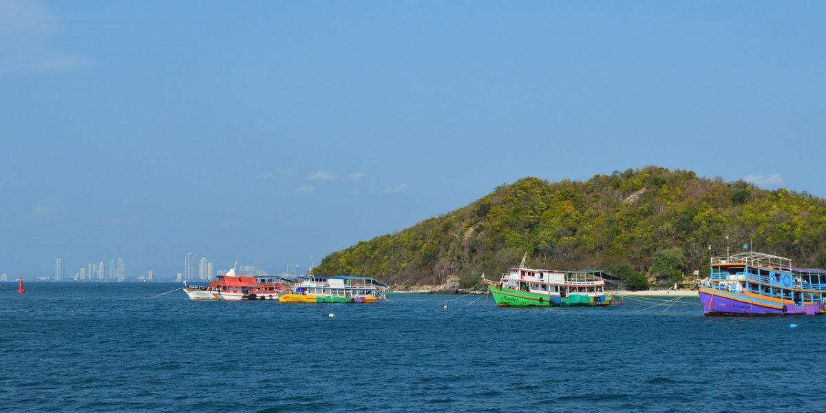 מעבורות בתאילנד