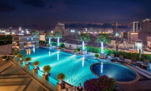 מלון ברקליי בנגקוק The Berkeley Hotel Pratunam