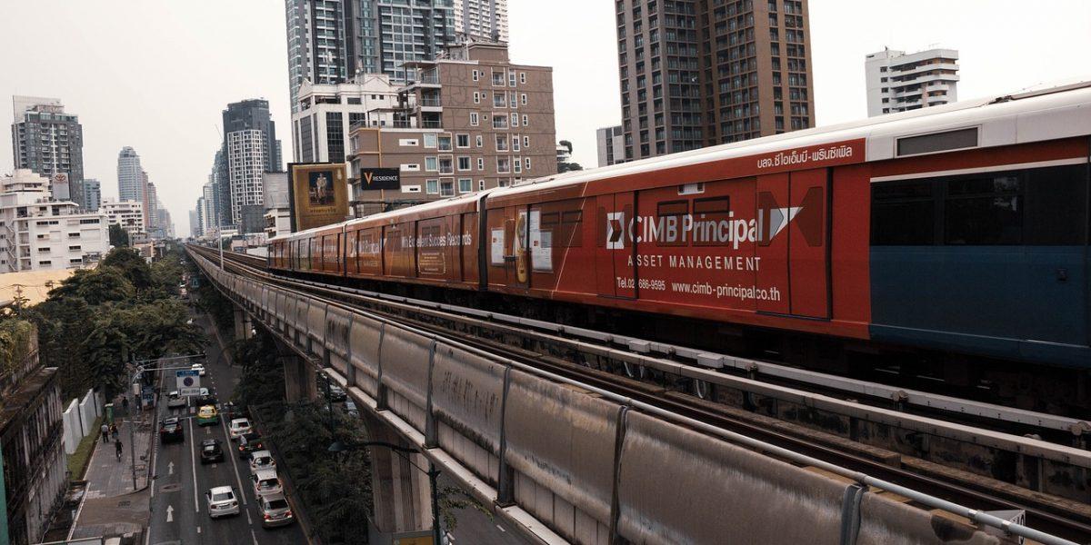 אמצעי תחבורה והתניידות בבנגקוק